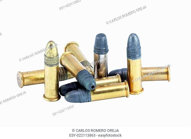 long rifle bullets