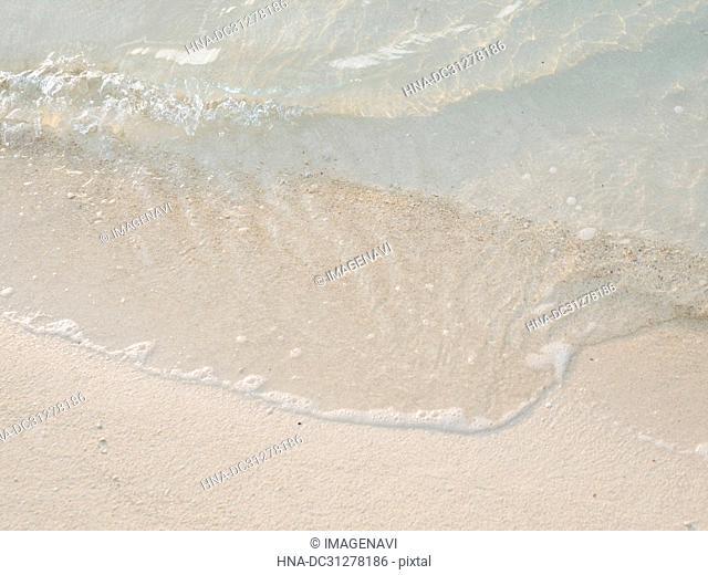 Water at Kabira Gulf
