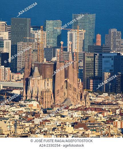 Spain, Catalunya, Barcelona City