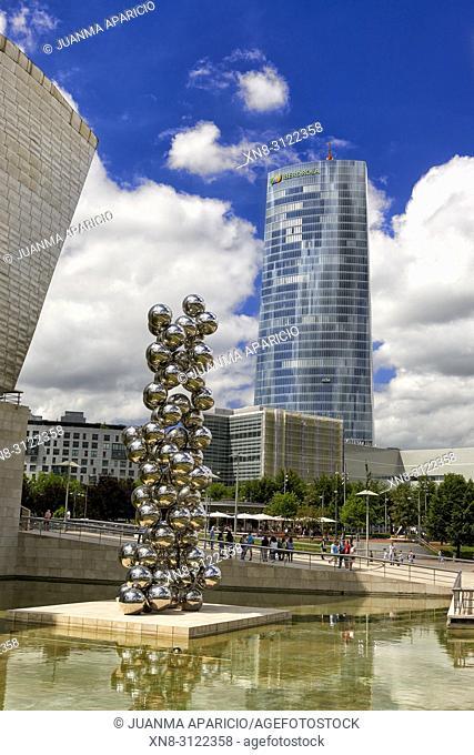 Bilbao, Biscay, Basque Country, Euskadi, Euskal Herria, Spain, Europe