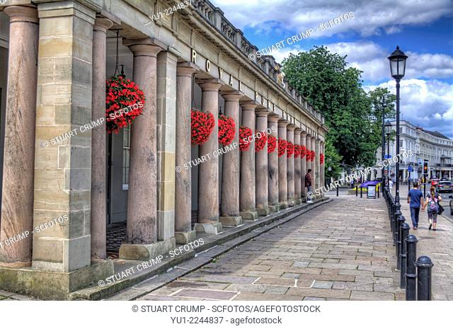 Royal Pump Room and Baths, Royal Leamington Spa, Warwickshire, England, UK