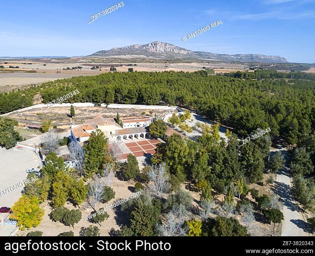 Sanctuary of Bethlehem. Almansa. Albacete