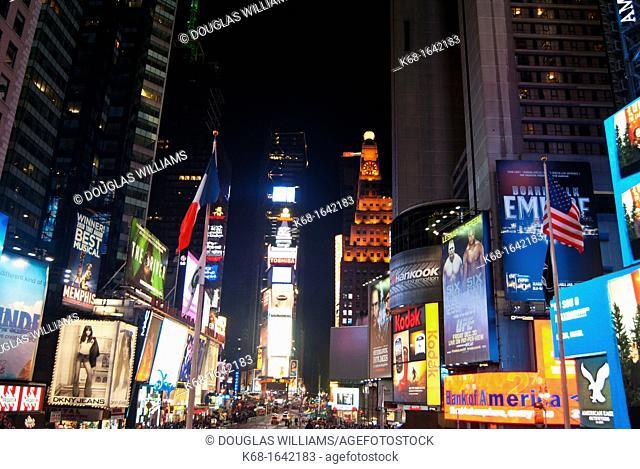 Times Square, New York, NY, USA