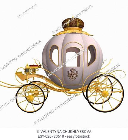 Cinderella Cariage