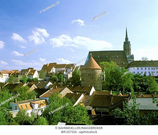 Bautzen Lausitz Sachsen Deutschland