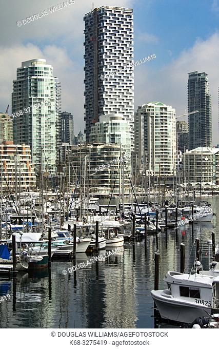 Vancouver House, designed by BIG architecture, Vancouver, BC, Canada