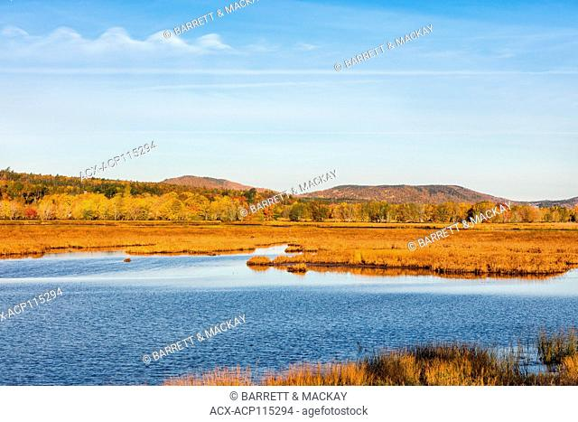 Nerepis River, Westfield, Kings County, New Brunswick, Canada