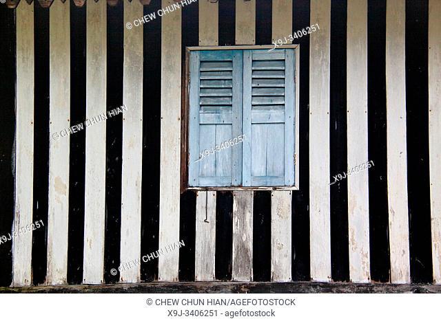 Wooden Window ( House )