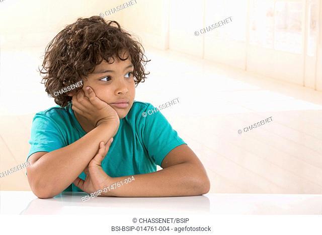 8-year-old boy