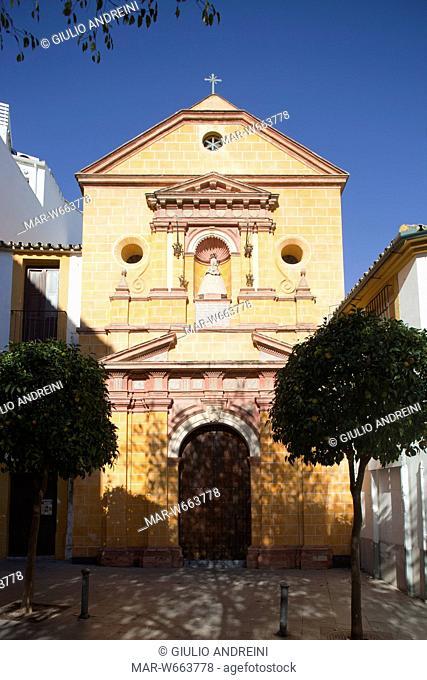 Ermita de Ns Senora del Soccorro, Cordoba, Andalucia, Spain, Europe