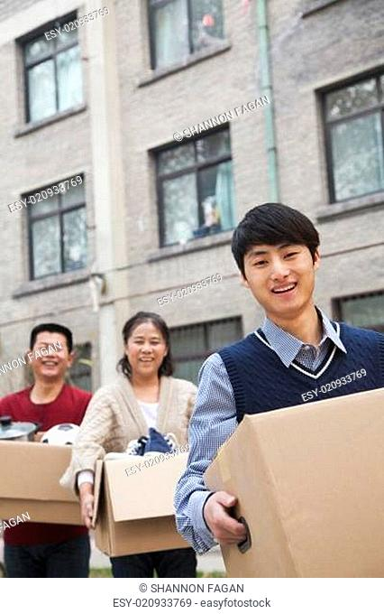 Picture moving box Stock Photos and Images | age fotostock