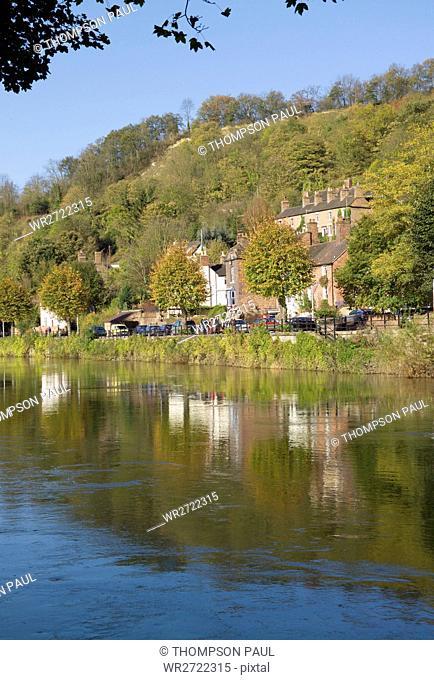 90900312, Ironbridge and River Severn, Shropshire