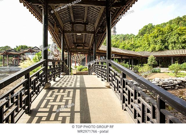 Bridge and Park