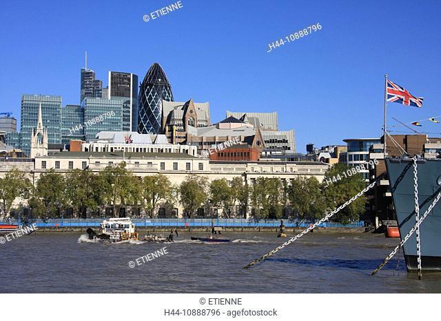 Great Britain, England, UK, United Kingdom, London, travel, tourism, warship, cruiser, museum ship, ship, museum, Belfast HMS