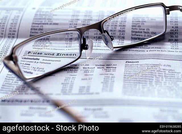 Preise und Zinsen
