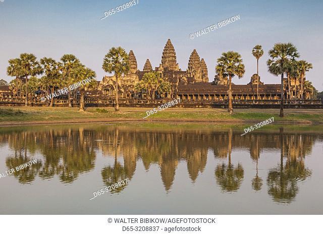 Cambodia, Angkor, Angkor Wat