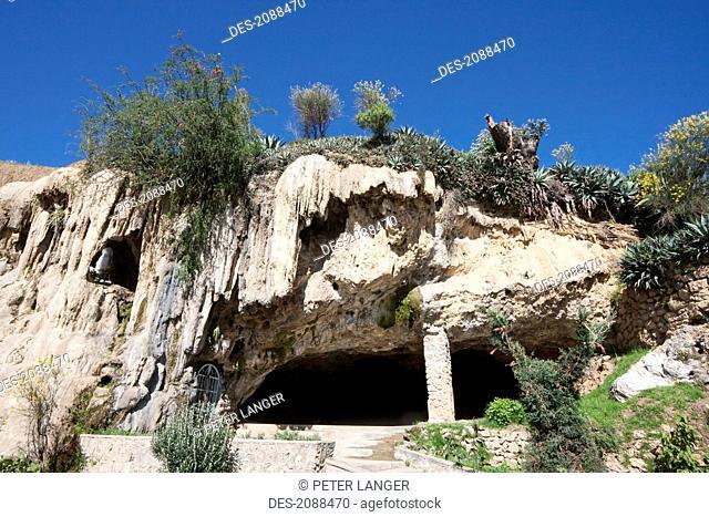 Gruta San Patricio (St. Patrick's Grotto), Recuay, Ancash, Peru