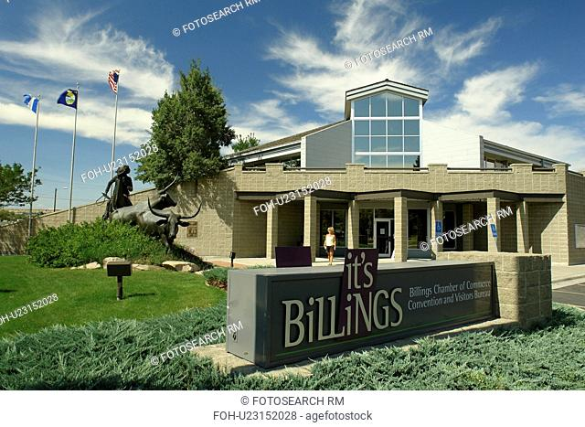 Billings, MT, Montana, It's Billings, Chamber of Commerce, Convention and Visitor Bureau, Cattle Drive Monument
