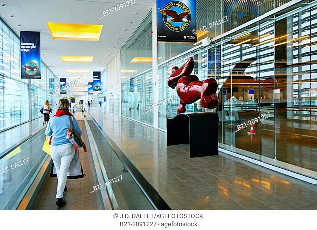 Toulouse-Blagnac International Airport, Midi-Pyrenées, France