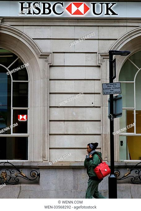 Branch of the hsbc bank Stock Photos and Images | age fotostock