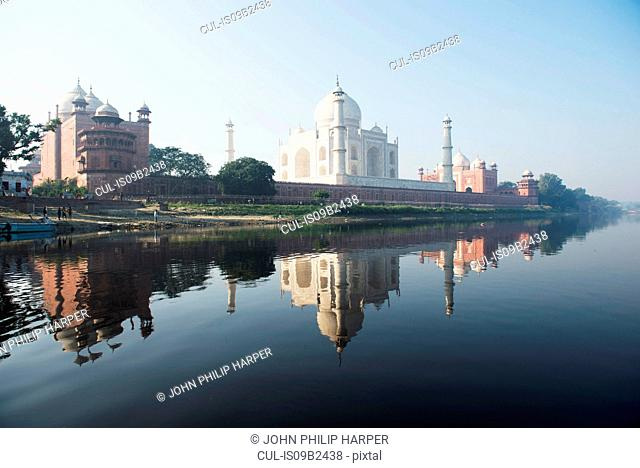 Taj Mahal, Rajasthan, India