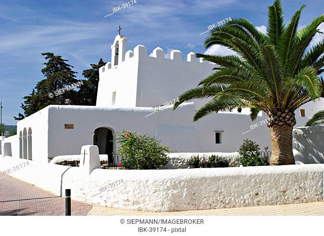 Church of Sant Jordi de ses Salines - Ibiza