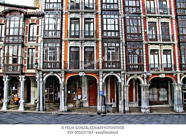 San Francisco, Galiana Street, Asturias, Spain