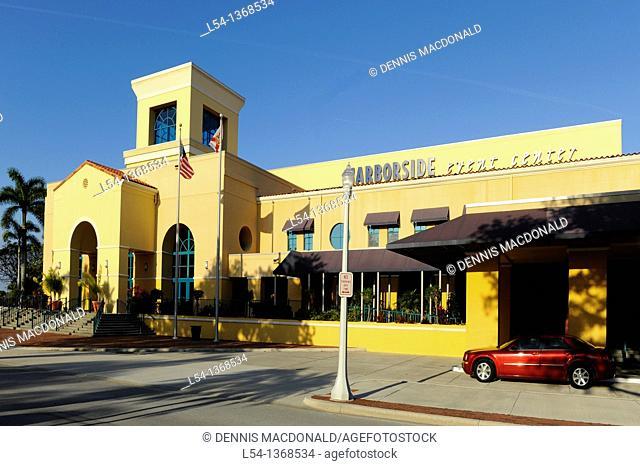 Harborside Convention Event Center Ft Fort Myers Florida USA
