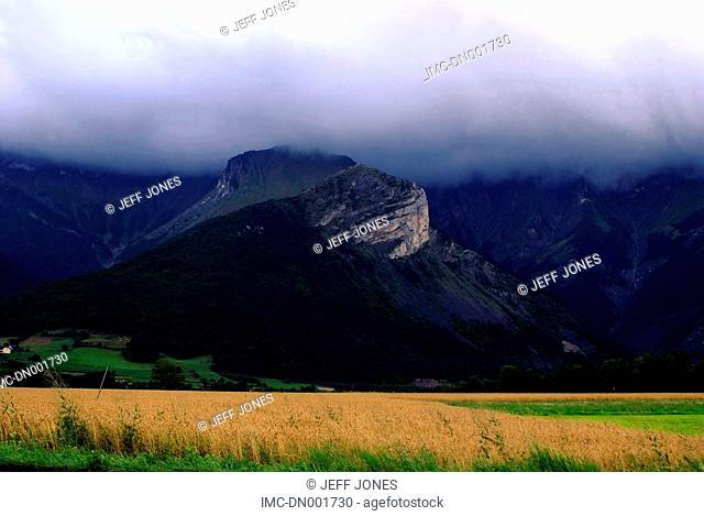 France, Hautes-Alpes, Gapencais