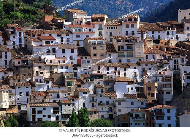 Villahermosa del Río homes in the region of Maestrazgo  Castellón
