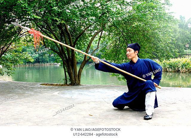 chinese Tai chi
