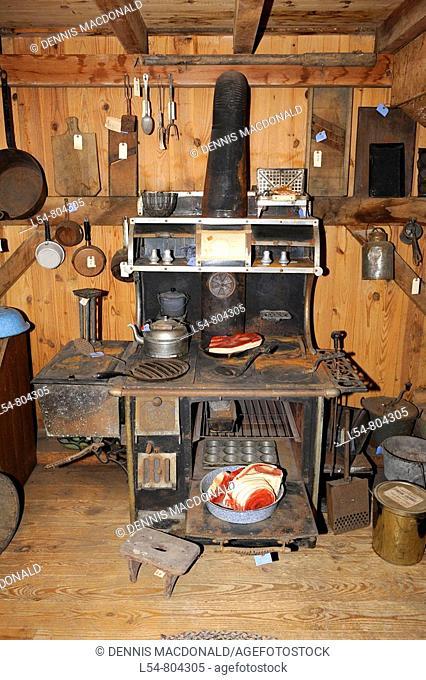Circa 1900 historic home kitchen
