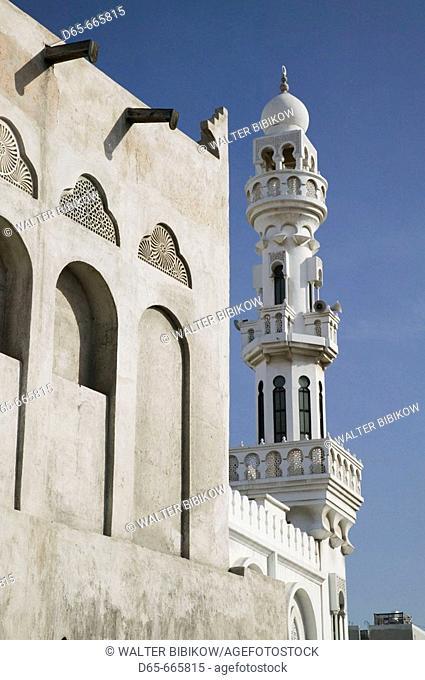 BAHRAIN-Manama/Muharraq Island: Beit Sheikh Isa bin Ali House / Traditional House from the early 1800's
