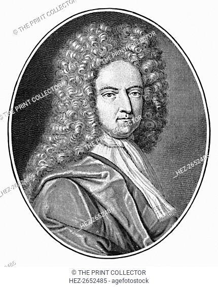 'Daniel Defoe', 1706, (1904). Daniel Defoe born Daniel Foe, was an English trader, writer, journalist, pamphleteer, and spy