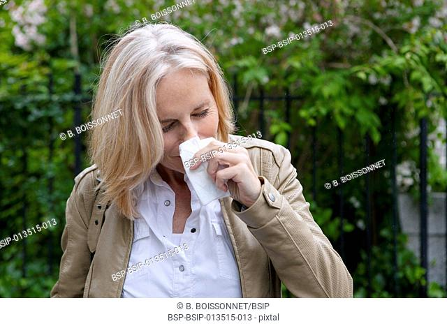 ALLERGY, SENIOR