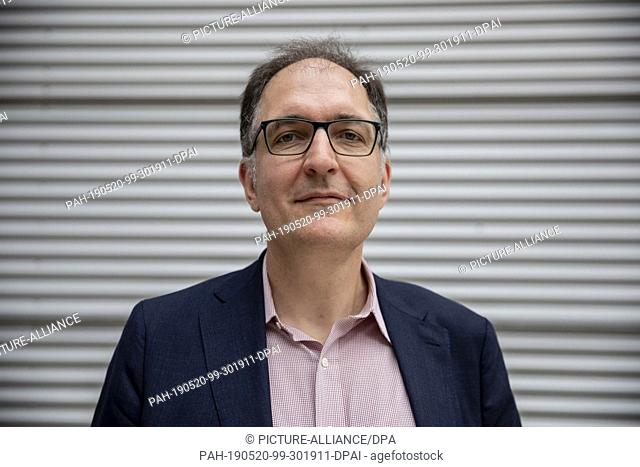 20 May 2019, Brandenburg, Potsdam/Golm: Peter Seeberger, Director at the Max Planck Institute for Colloids and Interfaces in Potsdam
