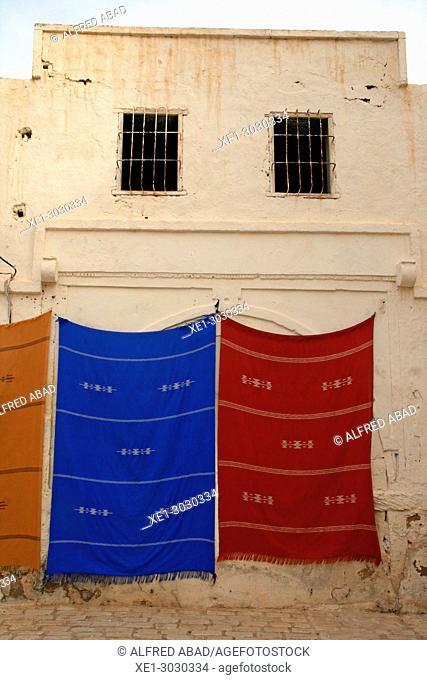 carpets, Houmt Souk, Djerba, Tunisia