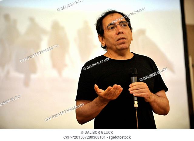 Iranian mohsen makhmalbaf Stock Photos and Images | age fotostock