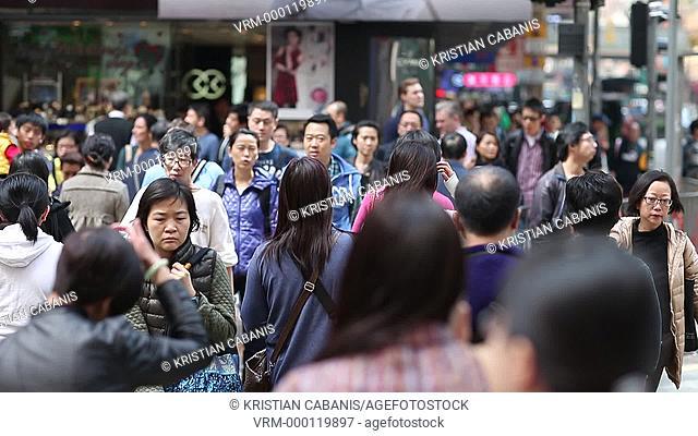 Hong Kong, China, East Asia
