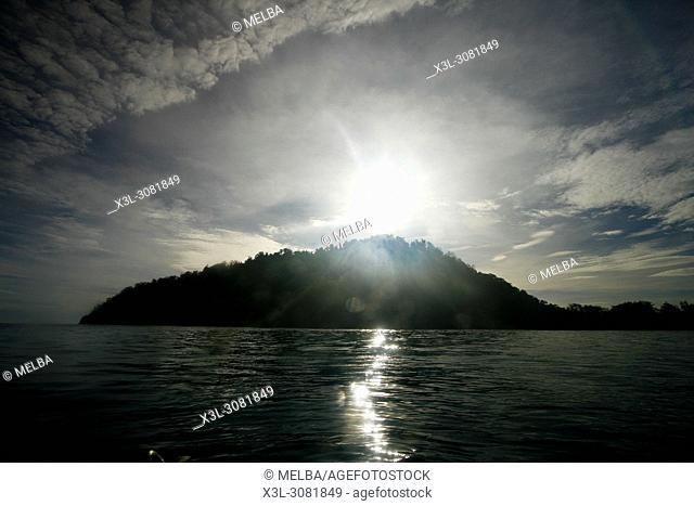 Island in Gorontalo, Sulawesi. Indonesia