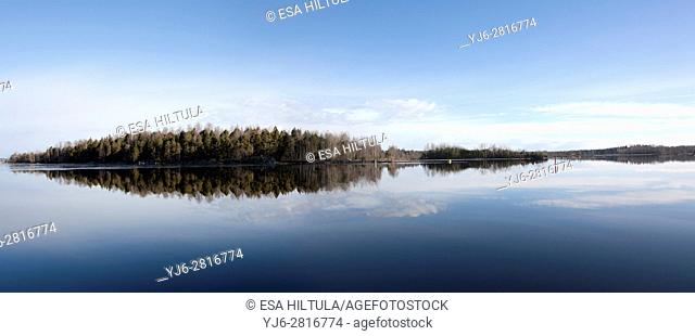 panoramic view, Lappeenranta Finland