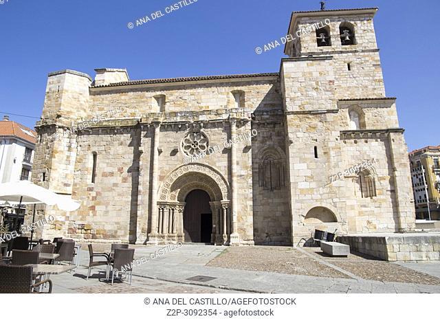San Juan Bautista church Zamora Castile Leon Spain