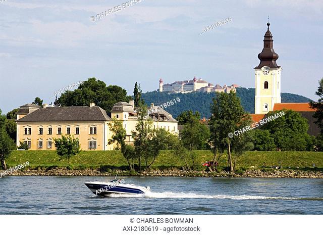 Europe, Austria, Wachau, Stift Gottweig, Mautern Church, Krems An Der Donau