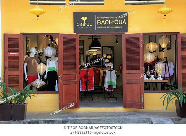Shop, Hoy An, Vietnam