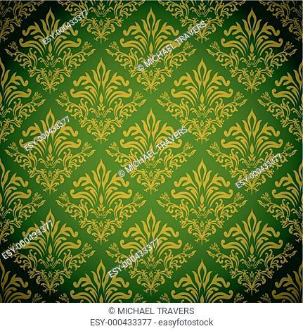 golden green repeat