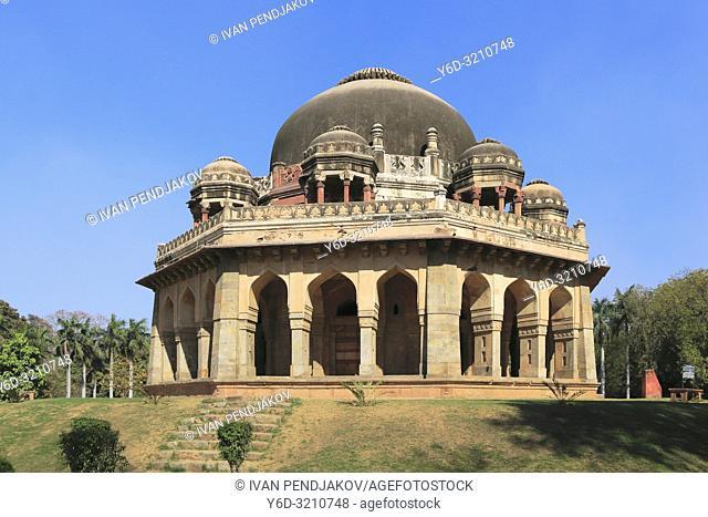 Muhammad Shah Sayyid Tomb, Lodhi Garden, New Delhi, India