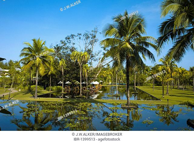 The Sarojin Hotel, Khuk Khak Beach, Khao Lak, Phang Nga, Thailand, Asia