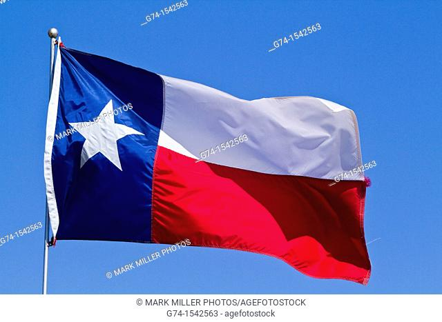 Texas State Flag, Texas, USA, Lone Star State