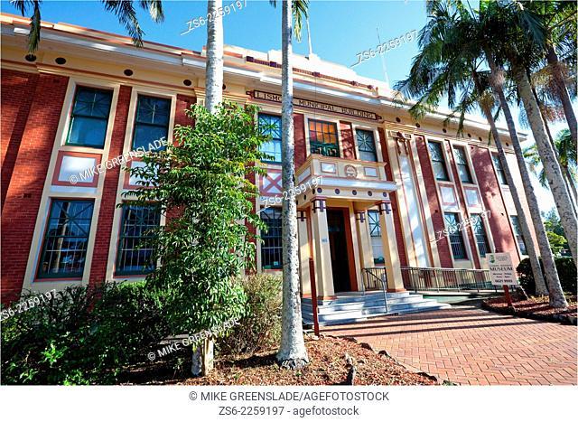 Lismore Museum, Lismore Municipal Building, NSW, Australia