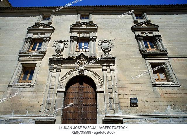 Old University building , Baeza. Jaen province, Andalucia, Spain